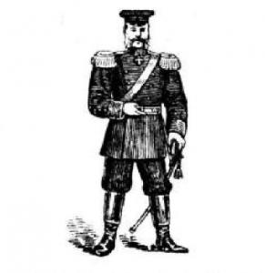 Мужчина, военный