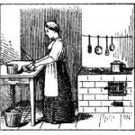 Женщина, кухня
