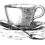 Чашка, кружка, ложка
