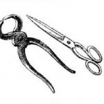 Ножницы, клещи